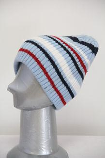 Kids Stripe Knitting hat