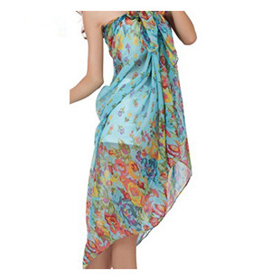 New Fashion Floral Printing shawl